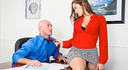 La querrás en tu oficina