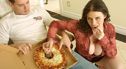 Mejor una picha que una pizza